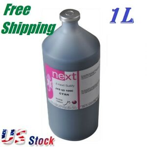 Usa 1 Liter J next Subly Jxs 65 Dye Sublimation Ink For Roland epson Printer