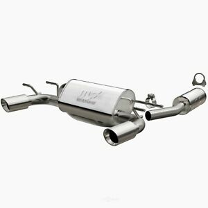 Exhaust System Kit Street Series Stainless Cat Back System Fits 06 14 Mx 5 Miata