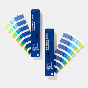 Pantone Formula Guide Solid Coated Uncoated 294 New Colours 2019 Version