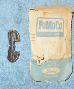 1964 Comet 202 404 Caliente Cyclone Nos C Rear Quarter Panel Emblem Letter