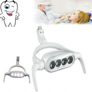 15w Dental Oral Lamp Led Teeth Induction Light Ir Sensor Chair Usa 8 25k Lux