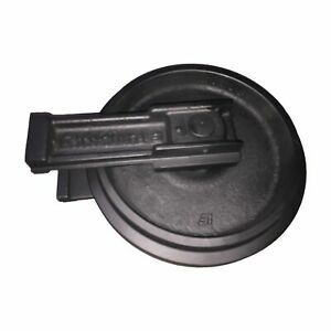 New Fit For Kobelco Sk50 Mini Excavator Front Idler Mini Digger Parts