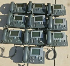 Cisco Ip Phones 7941 3 Count 7960 5 Count 7961 1 Count 7962 1 Count