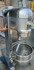 Hobart 60 Quart H600td Mixer Used All Stainless Steel Excellent Condition 1885