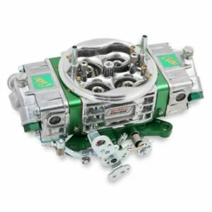Quick Fuel Q 750 e85ban Q series Carburetor 750cfm Drag Race Blow thru Booster
