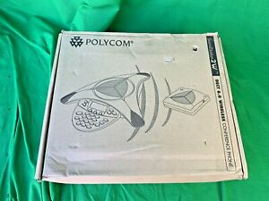 Polycom Dect 6 0 Wireless Conference Phone