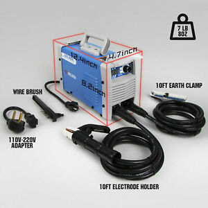 Stick Welding Machine Dc Inverter Dual Voltage 110 220v Igbt Arc Welder 125a