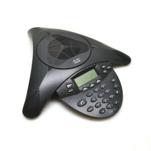 Cisco Cp 7936 Ip Conference Station Speaker Phone 2201 06652 602 No Power Supply