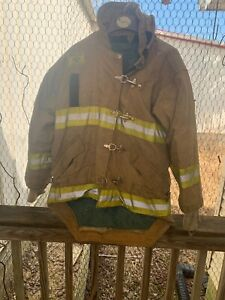 Firefighter Coat Morning Pride