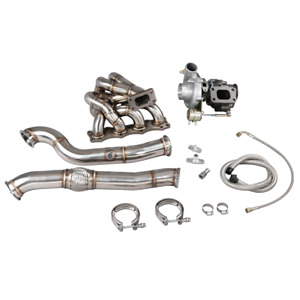 Cxracing Version2 Turbo Manifold Kit For 90 98 Mazda Miata Mx 5 Na 1 6l
