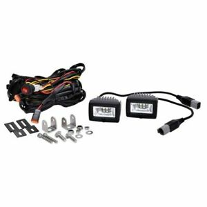 Kc Hilites 519 2 Inch C Series C2 Led Backup Flood Off Road Light System 20w