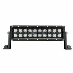 Kc Hilites 334 10 Inch Led Spot Combo Off Road Light Bar 60 Watts Universal Fit
