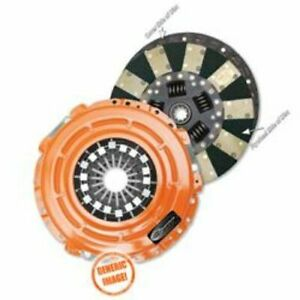 Centerforce Df148033 Dual Friction Clutch Kits For F 250 Mustang Torino 65 87