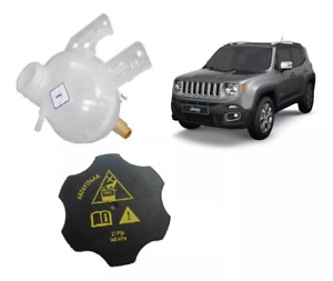 Jeep Renegade Radiator Coolant Overflow reservoir Expansion Tank 68327756aa