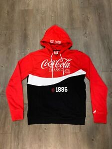 Staple Pigeon x Coca Cola Classic Hoodie 1901H5201 Red