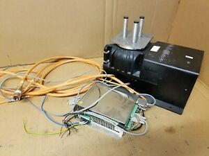 Isel Rf1 Rotary Table 260243 Esr Servomotor Controller Est Triodrive D as Auto