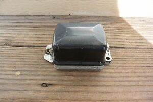1958 To 1962 Delco Remy Style Aftermarket 12 Volt Three Coil Voltage Regulator