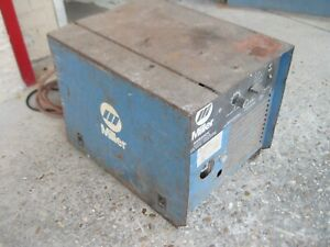 Miller Sidewick Welder Dc Arc Welding Power Source