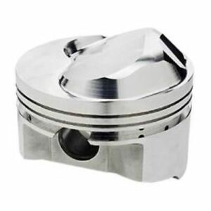 Srp 140687 Forged Dome Pistons 4 350 In Bore Set Of 8 For Chevy Big Block