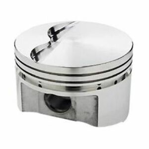 Srp 138087 Flat Forged Pistons 4 060 Bore 8 Set For Small Block Chevy 350 400
