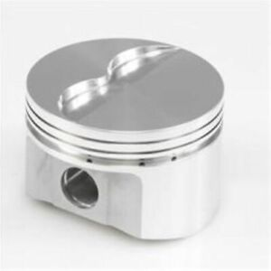 Srp 213459 Flat Forged Pistons 4 375 Bore Set Of 8 For Mopar Big Block 400 440