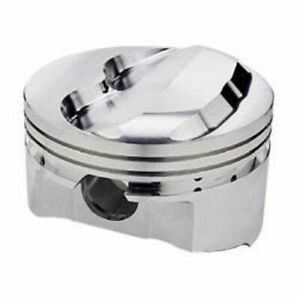 Srp 140348 Forged Dome Pistons 4 030 Bore Set Of 8 For Small Block Chevy 350 400