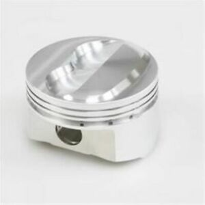Srp 142021 Forged Dome Pistons 4 155 bore Set Of 8 For Chevy Small Block 350 400