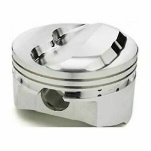 Srp 140680 Forged Dome Pistons 4 060 Bore Set Of 8 For Small Block Chevy 350 400