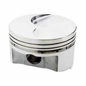 Srp 150724 Flat Forged Pistons 4 440 In Bore Set Of 8 For Big Block Ford 460