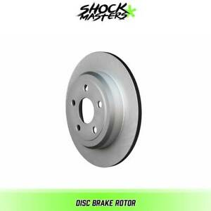 Rear Disc Brake Rotor For 2014 2019 Dodge Durango With Solid Rear Rotors