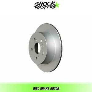 Rear Disc Brake Rotor For 2007 2011 Toyota Camry