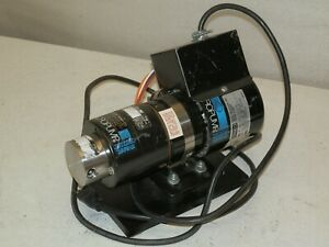 Micropump With Fasco 7162 Motor Magnetic Drive Pump 80327 81177