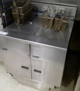 Pitco Se14 6 Electric Restaurant Fryer With Filtration System