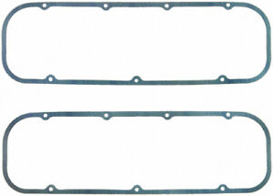 Fel pro Bbc Valve Cover Gasket Steel Core 3 32in P n 1660