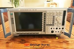 Rohde Schwarz Fsp7 Spectrum Analyzer 9khz To 7ghz