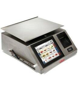 Torrey Wls 20 40l Touchscreen Label Printing Scale