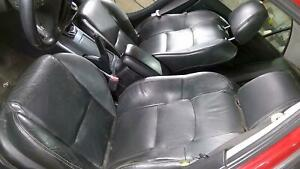 06 07 Mazdaspeed 6 Seat Set Front Rear Power Heated Leather Oem