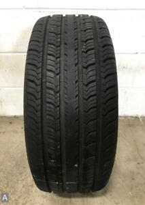 1x P235 45r17 Cooper Zeon Sport As 7 32 Used Tire