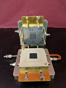 Fuel Cell Technologies Johnson Matthey Single Cell Hardware Fuel Cell 7