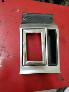 05 07 Chrysler 300c Center Console Shifter Bezel Dodge Charger
