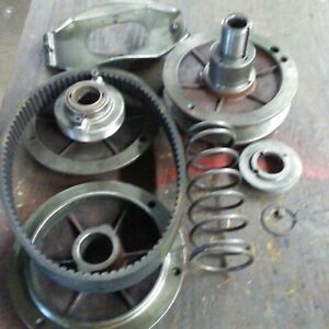 Lagun Cnc Mill Variable Drive Hubs 250s Variable Speed Pulley Lagunmatic