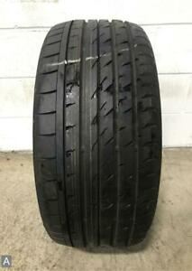 1x P275 45r18 Continental Contisportcontact 3 No 10 32 New Tire