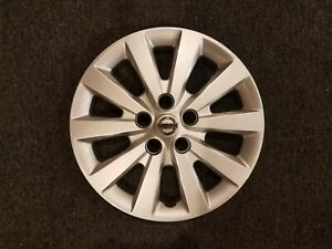 1 Brand New 2013 2014 2015 2016 2017 Leaf Sentra 16 Hubcap Wheel Cover 53089