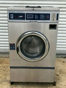 40lb Dexter Commercial Washer Wcn40
