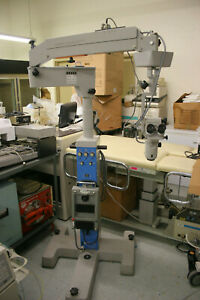 Zeiss Opmi 6 sfc S3 Stand Eye Surgery Microscope