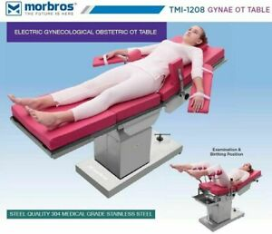 Electric Gynecological Obstetric Ot Table Operation Theater Surgical Table