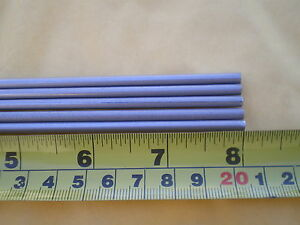 5 Pcs Stainless Steel Round Rod 304 5 32 156 4mm X 8 Long