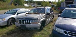 Grille Chrome Fits 99 03 Grand Cherokee 51285