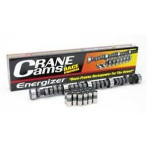 Crane Cams 100042 Hydraulic Flat 210 210 Cam Lifter Kit For Chevy Small Block