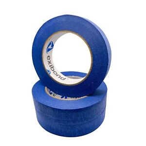 Exibond Blue Painters Tape 1 inch X 60 Yards 1 Roll